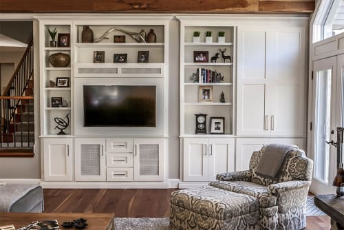 Scottsfarm | Living Room Wall Unit