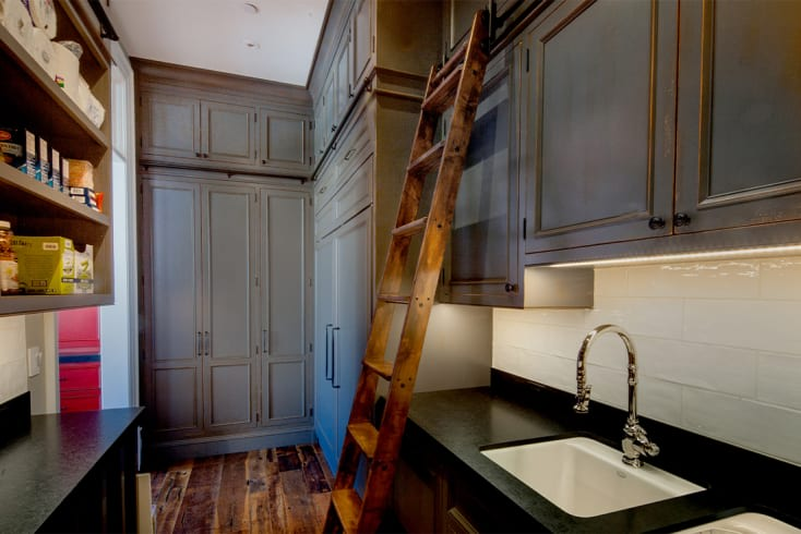 Schwaie   Cottage Butler's Pantry