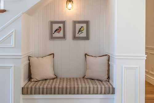 Morrison B | Staircase Bench Seat
