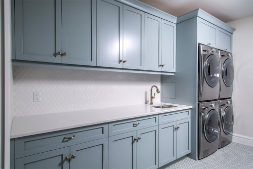 Morrison B | Laundry Room