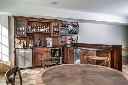 Morrison B | Home Bar
