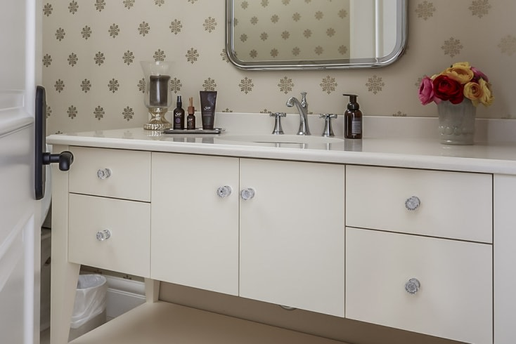 Morrison A | Powder Room Vanity