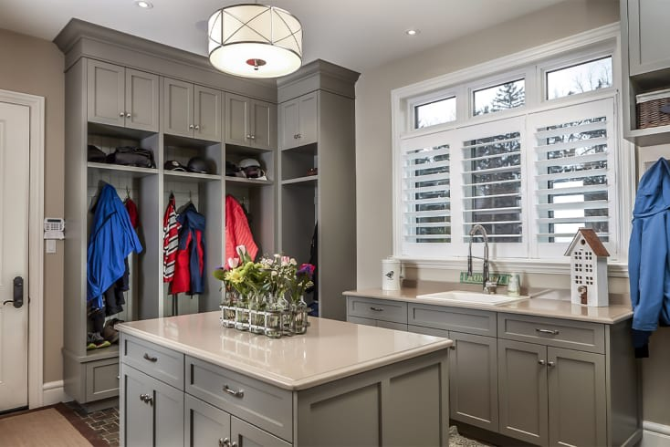 Morrison A | Mudroom & Laundry