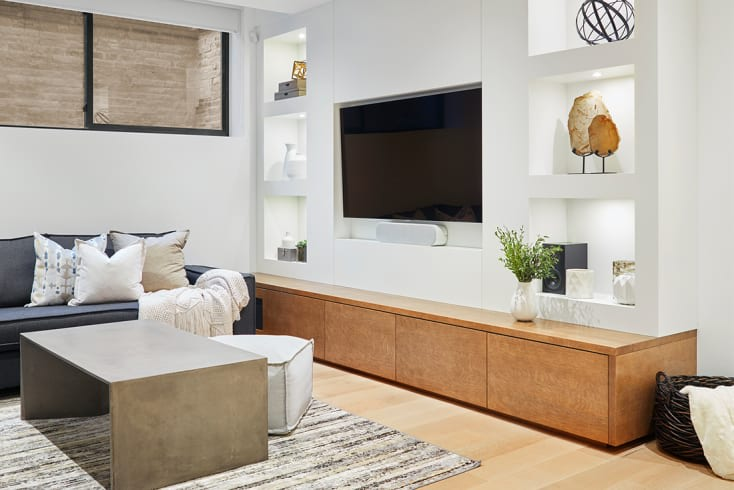 Maple | Basement Wall Unit