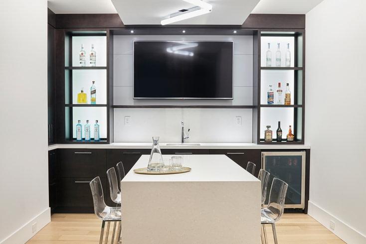 Maple | Home Bar