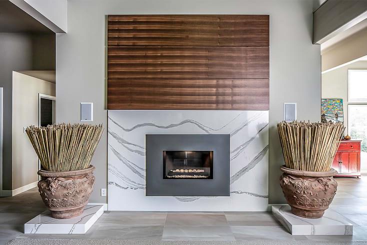 Kerr | Fireplace