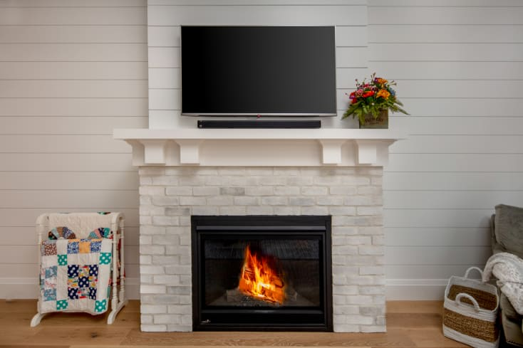 Morrison C | Fireplace Mantel