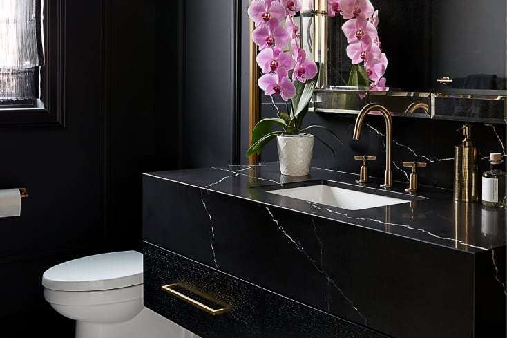Claremon | Powder Room