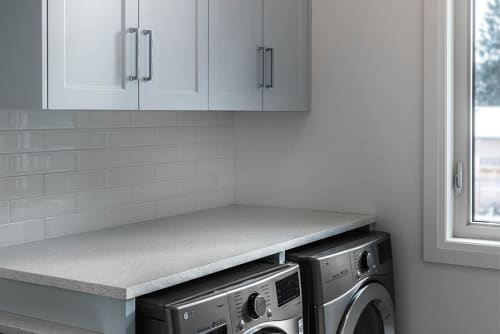 Colonial | Laundry Room