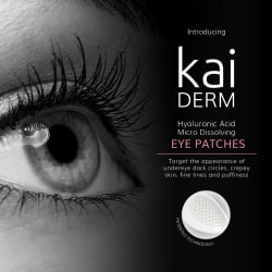 Microneedle Eye Patches<br /><small>Kai Derm</small>