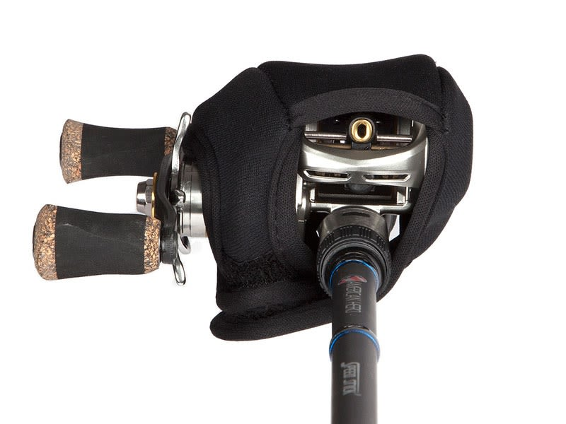 The REEL GLOVE • Casting Reels