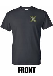 X Zone Stealth T-Shirt - Dark Grey