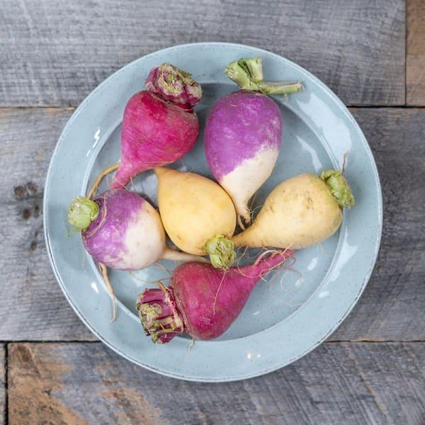 Mixed Turnips