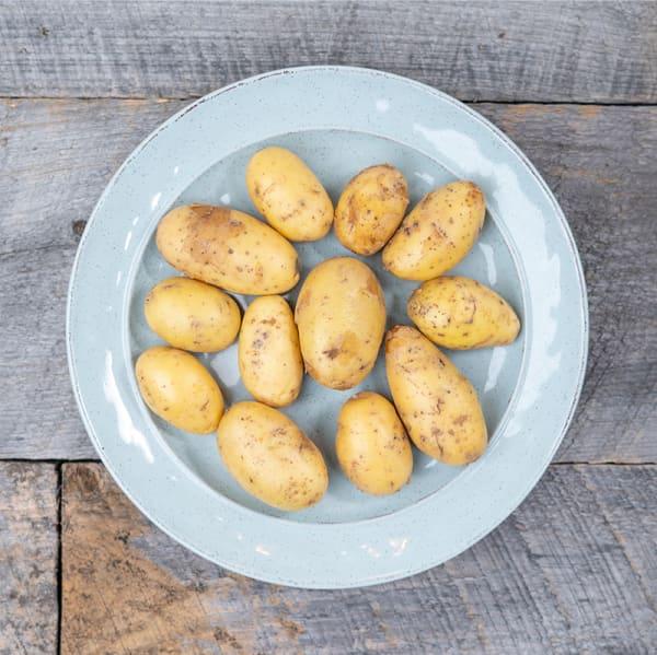 Yellow Fingerling Potatoes