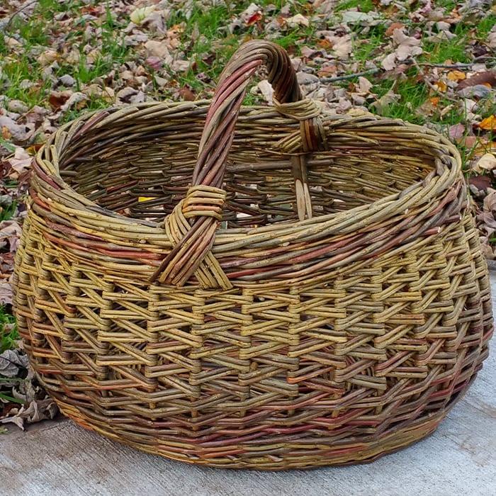 Oval Basket Workshop