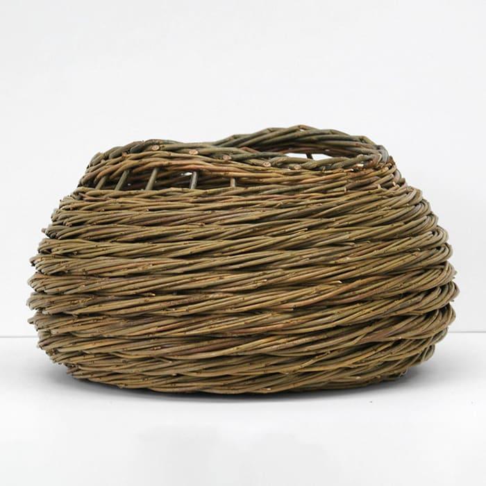 Rope Insert Handles Basket