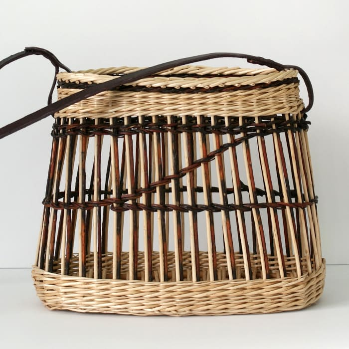 Fitched Purse