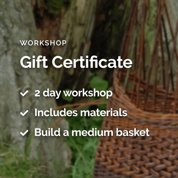 Workshop Gift Certificate