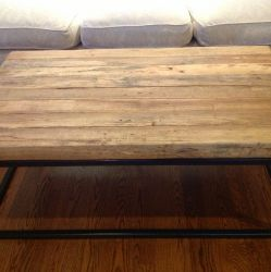 'Cargo' Coffee Table - SOLD