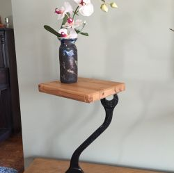 'Wrenched' Small Occasional Table - SOLD