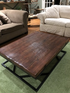 'Coy 2' Complex Coffee Table