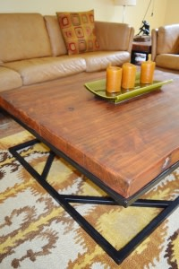 'Coy' Complex Coffee Table - SOLD
