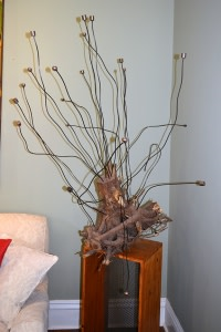 'Norman' Root Sculpture