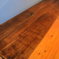 'Maggie Long' Bench Table - SOLD