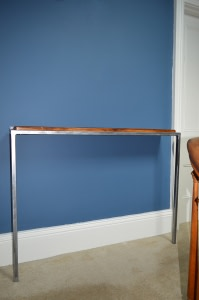 'Duke' 2 Leg Narrow Console Table