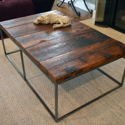 'Canton' Factory Table - SOLD