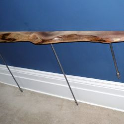 'Algonquin' Micro-Console Table - SOLD