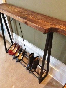 'Jenn' Functional Console Table - SOLD