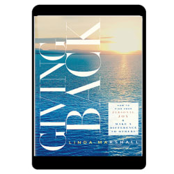 Giving Back Book (eBook)
