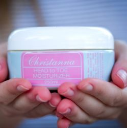 Christanna Head To Toe Moisturizer (240 ml)