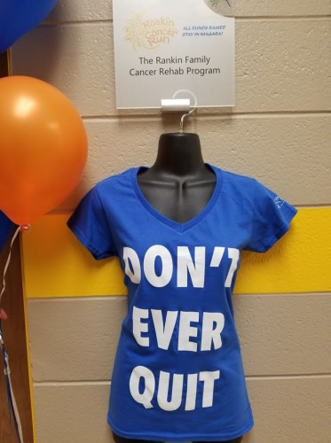 Don't Ever Quit T-Shirt