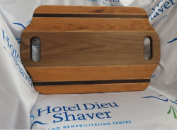 Serving Board with Handles