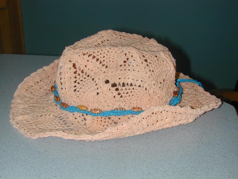 Cowboy Hat Crochet Pattern Crochet Do Dads