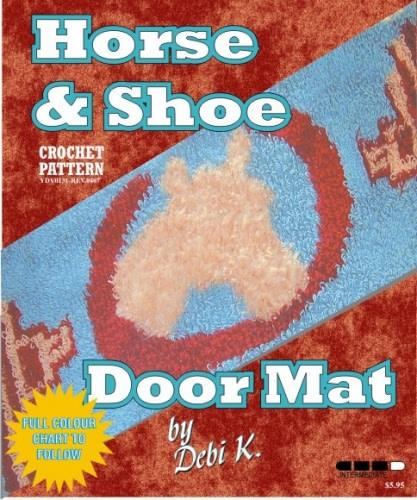 Horse Shoe Door Mat