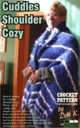 Cuddles Shoulder Cozy Crochet Pattern