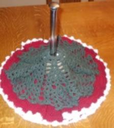 Christmas Tree, Skirt & Star Crochet Pattern