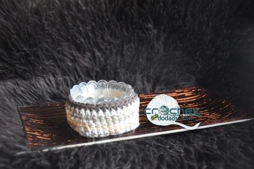 1 Hour Crocheted Gift Basket Pattern