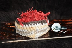 1 Hour Crocheted Gift Basket Pattern
