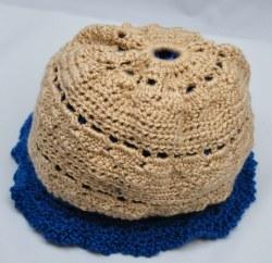 Fashion Messy Bun Hat