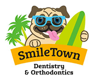 SmileTown Dentistry North Delta Logo
