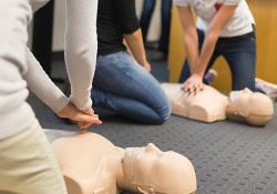 Emergency First Aid & CPR - Level C