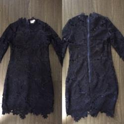 Midnight Blue Lace