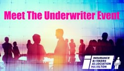 Event | Meet the Underwriter 2017