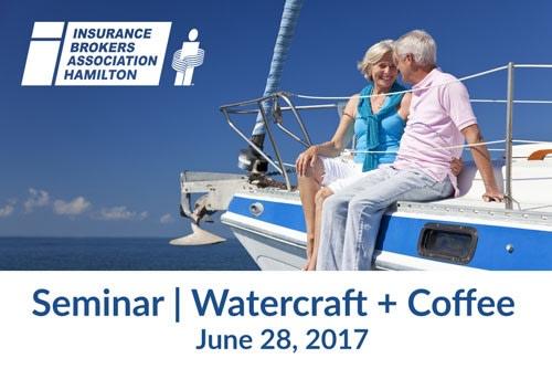 Seminar   Watercraft + Coffee - June 28, 2017