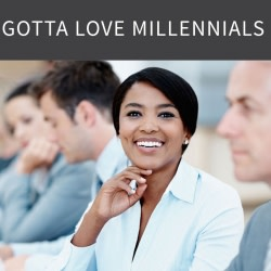 Seminar | Gotta Love Millennials - Sept 13, 2017