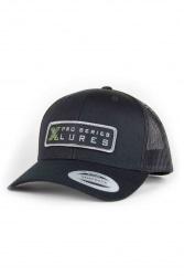 X Zone Stealth Trucker Hat - Black